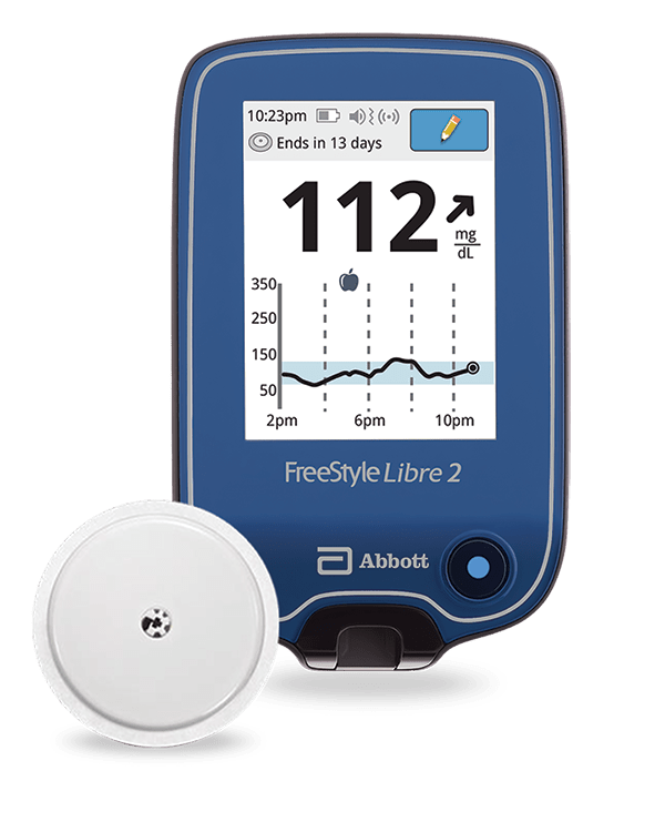 FreeStyle Libre 2 Reader & Sensor